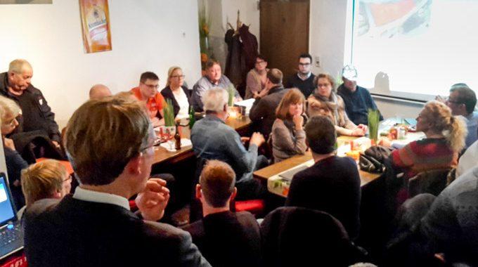 Mitgliederversammlung Silschede