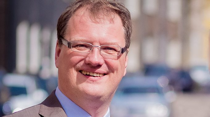 Olaf Schade – Seit Einem Knappen Jahr Landrat Des EN-Kreises
