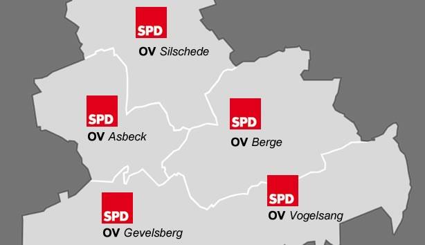 SPD Ortsvereine Gevelsberg