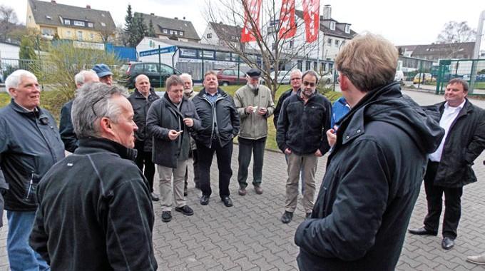 Gute Arbeit In Gevelsberg: Voraussetzungen Schaffen Für Arbeitsplätze