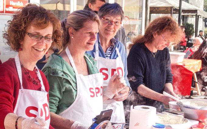 SPD Gevelsberg 1. Mai