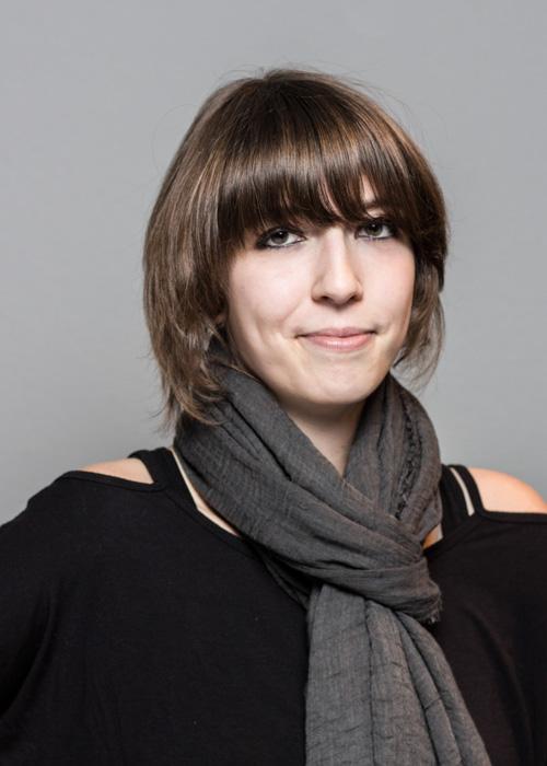 Ann-Kathrin Limpert – Beisitzerin
