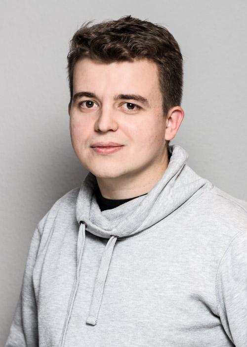 Kevin Schwarzer – Internetbeauftragter