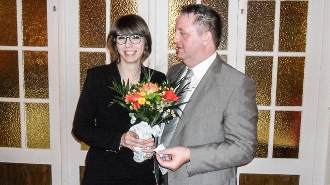 Ann-Kathrin Limpert Neue Stellvertretende Vorsitzende Bei Der SPD Vogelsang!
