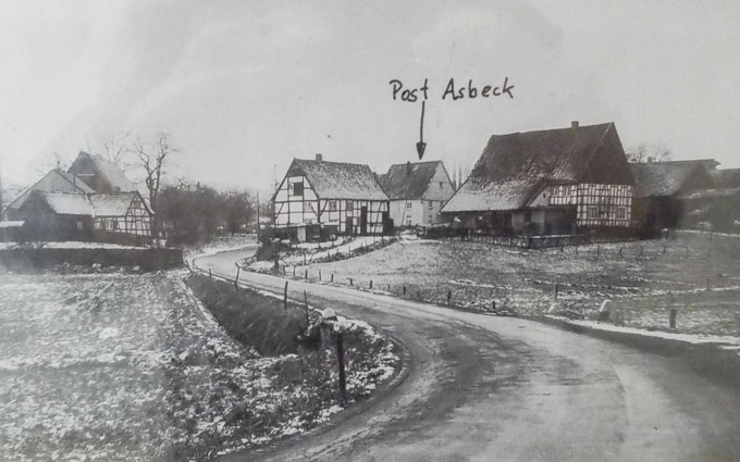 Heimathistorische Ausstellung Asbeck War Riesenerfolg