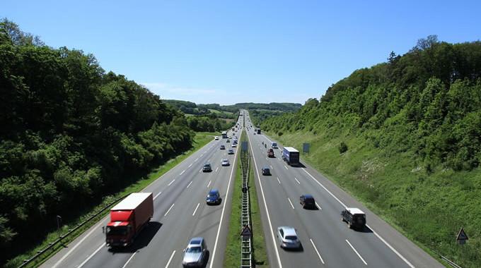 Autobahn A1 Gevelsberg