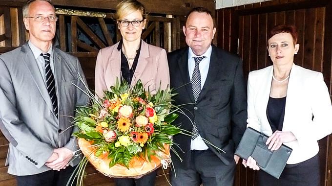"""Ministerin Christina Kampmann: Erst Die Verleihung Des Zertifikats """"Familiengerechte Stadt Gevelsberg"""", Dann Die Jubilarehrung Der SPD: Im Oktober Ist Sie Wieder In Gevelsberg!"""