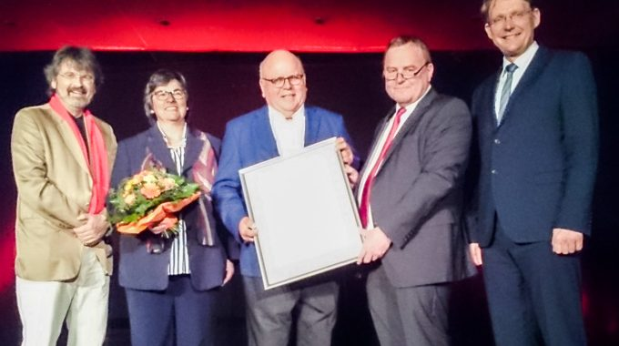 10. Ehrenamtspreis Der SPD Geht An Die Leselernhelfer In Gevelsberg: Nächstenliebe Und Menschlichkeit