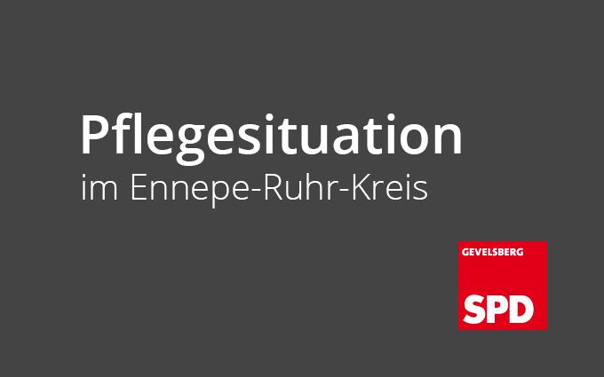 SPD Ortsverein Gevelsberg Informierte über Die Pflegesituation Im Ennepe-Ruhr-Kreis