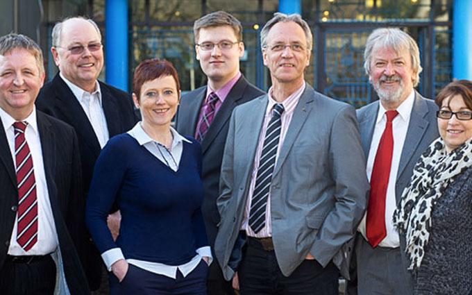 Wechsel An Der Fraktionsspitze Der SPD- Ratsfraktion In Gevelsberg