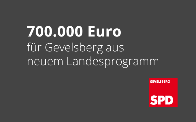 Ein Tolles Signal Für Berge Und Vogelsang:  700.000 Euro Aus Neuem Landesprogramm
