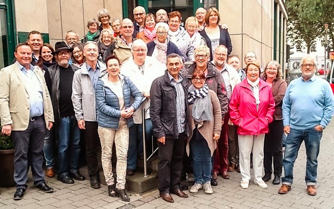 Ein Besuch In Der ältesten Stadt Deutschlands: SPD Ortsverein Auf Tour