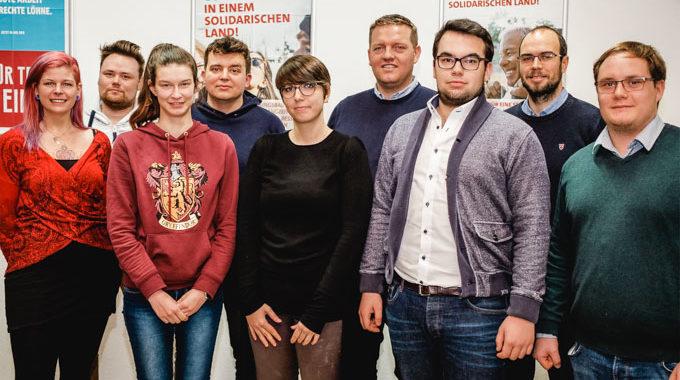Gevelsberger Jusos Wählen Neuen Vorstand