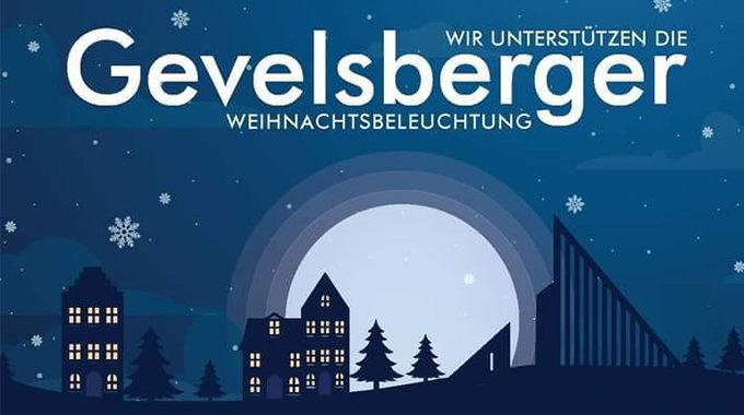 Für Eine Stimmungsvolle Weihnachtsbeleuchtung In Gevelsberg