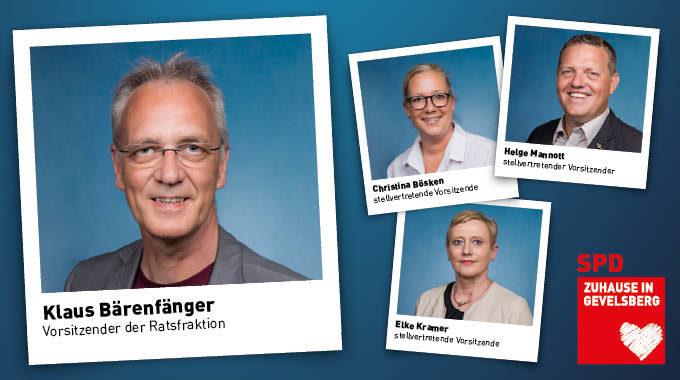 Gevelsberger SPD-Fraktion  Hat Sich Neu Konstituiert Und Einen Generationswechsel Eingeläutet