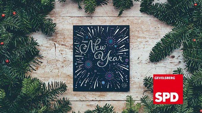 Spd-Gevelsberg Wünscht Alles Gute Zum Jahreswechsel