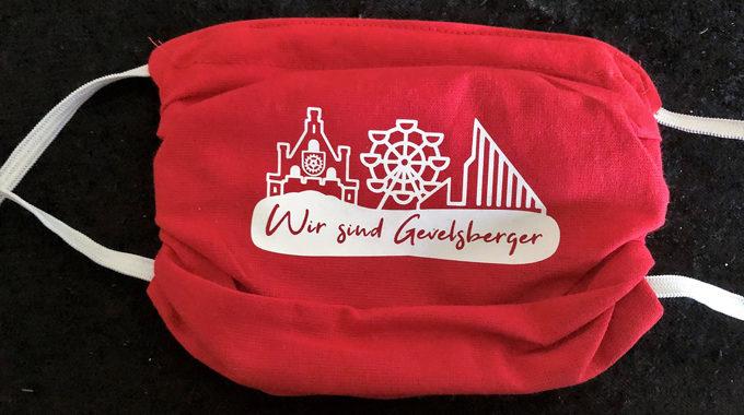 Alltagsmasken Als Dankeschön Für Die Mitglieder Des SPD-Ortsvereins Vogelsang