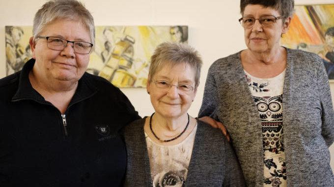 SPD AG60+ Wählt Heidi Stich Zur Neuen Vorsitzenden