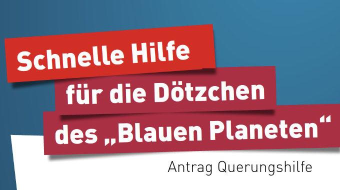 Querungshilfe Haßlinghauser Straße In Höhe Kita Der Blaue Planet