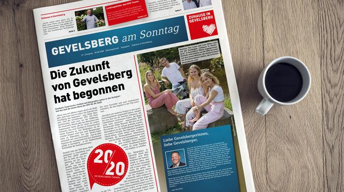 Gevelsberg Am Sonntag: Dritte Ausgabe Erschienen